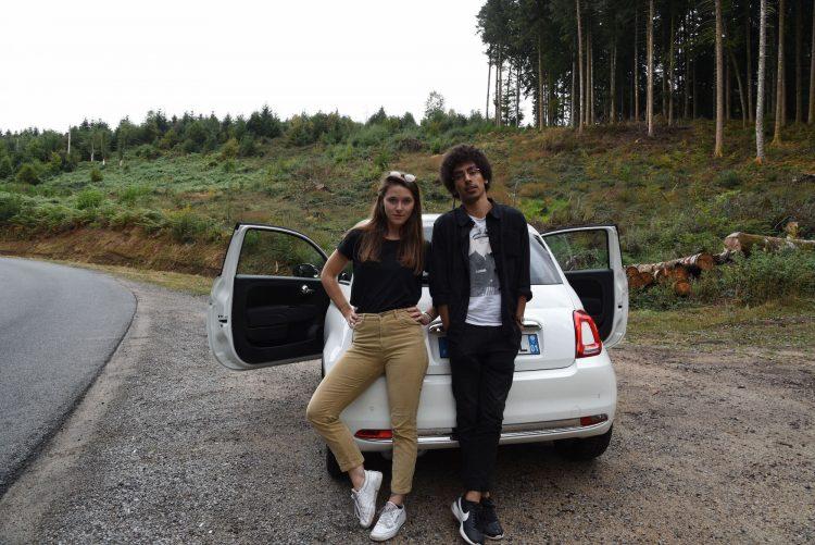 Portrait Saf & Lara