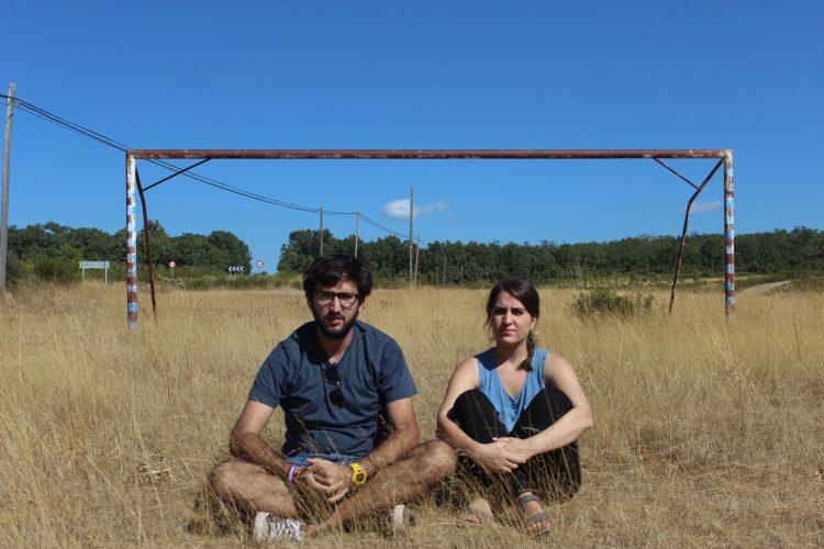 Portrait Ana & Alvaro